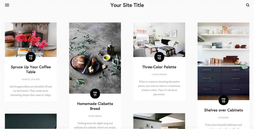 squarespace five template
