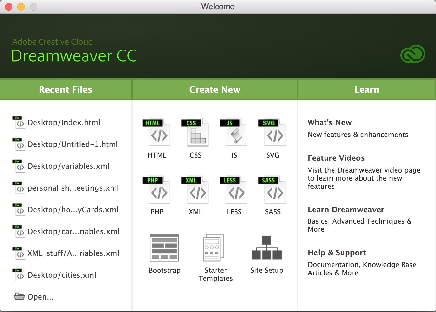 Dreamweaver HTML Email Templates Email Templates In Dreamweaver Cc