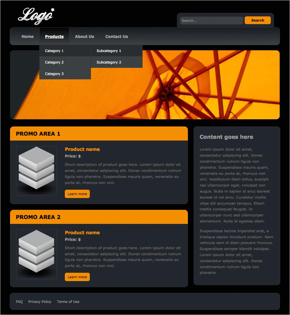 dreamweaver templates