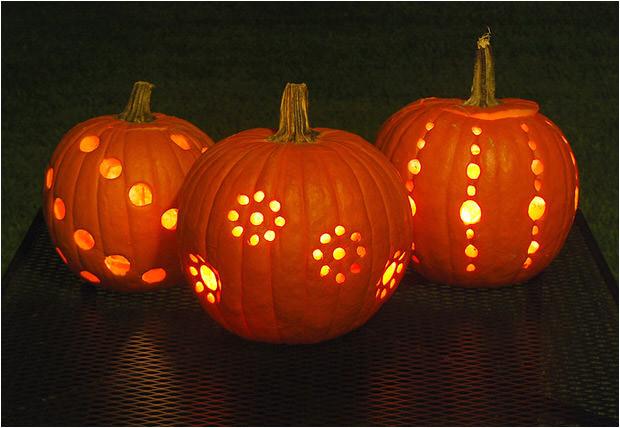 Drill Pumpkin Templates Diy Pumpkin Carving with A Drill the Garden Glove