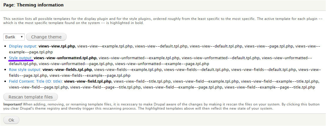 views row template drupal 7 download