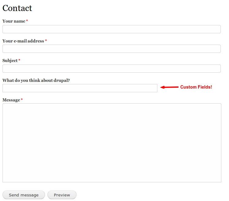 Drupal form Template Contact form Png Examples and forms