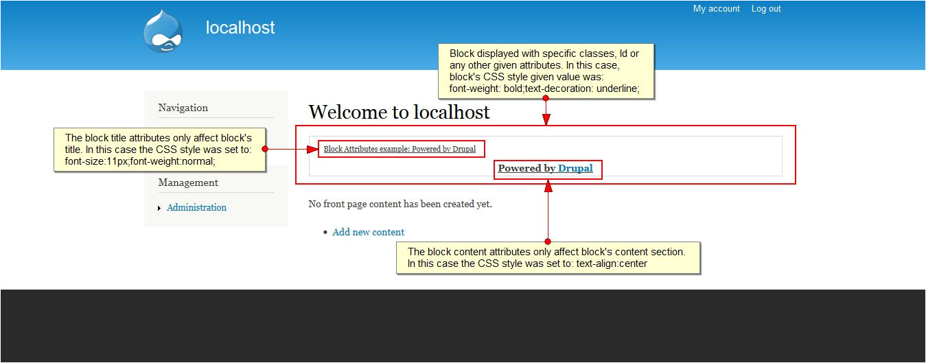 drupal 7 custom module block template free software and shareware