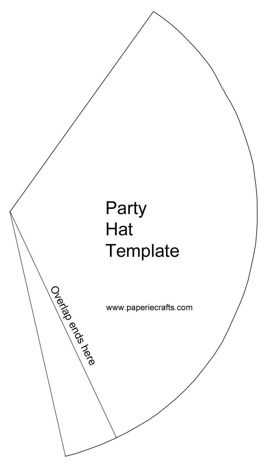 party hat patterns