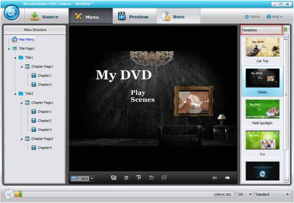 windows movie maker to dvd