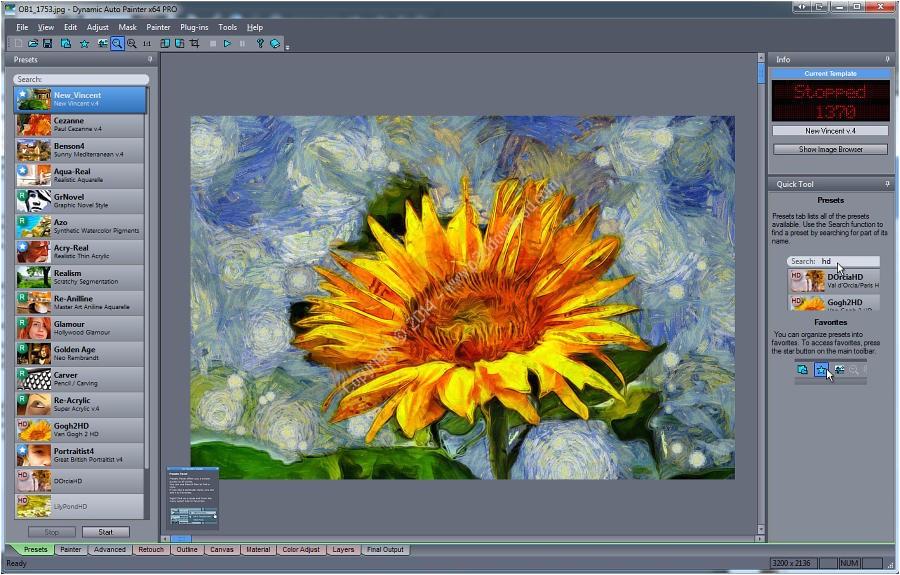 Dynamic Auto Painter Templates Download Dynamic Auto Painter Pro V4 1 X86 X64