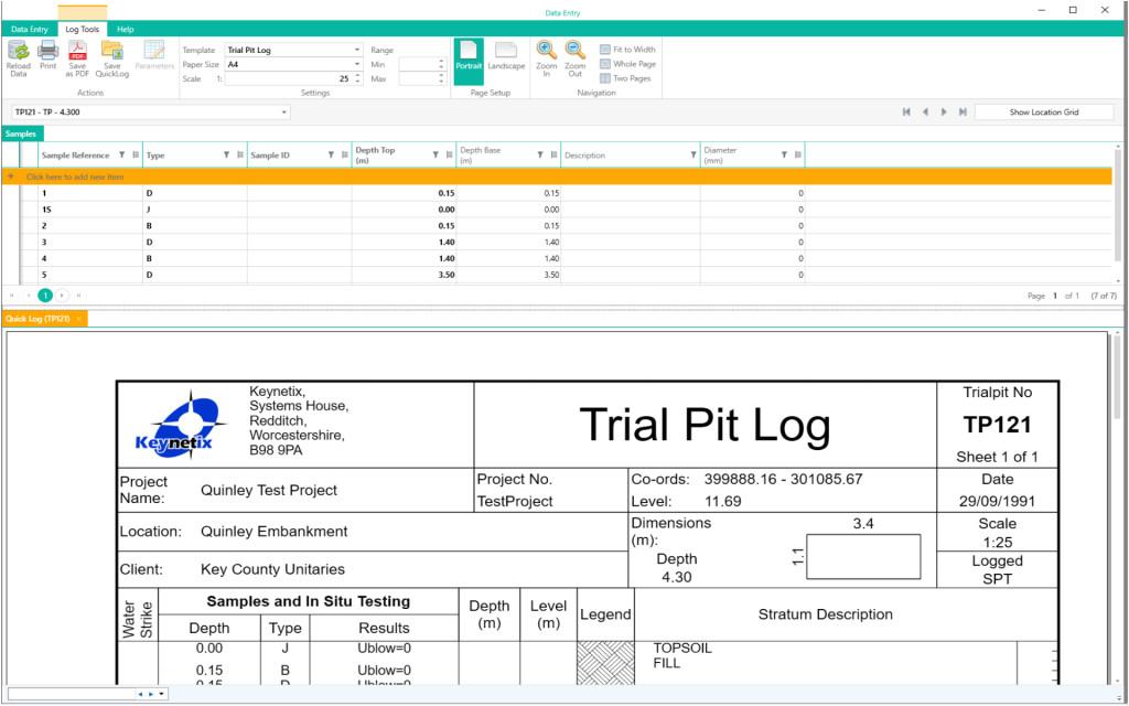 dynamic data templates