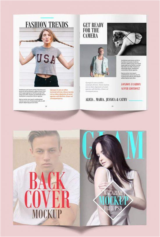 E Magazine Templates Free Download 30 Nice Free Magazine Mockups Templates Utemplates
