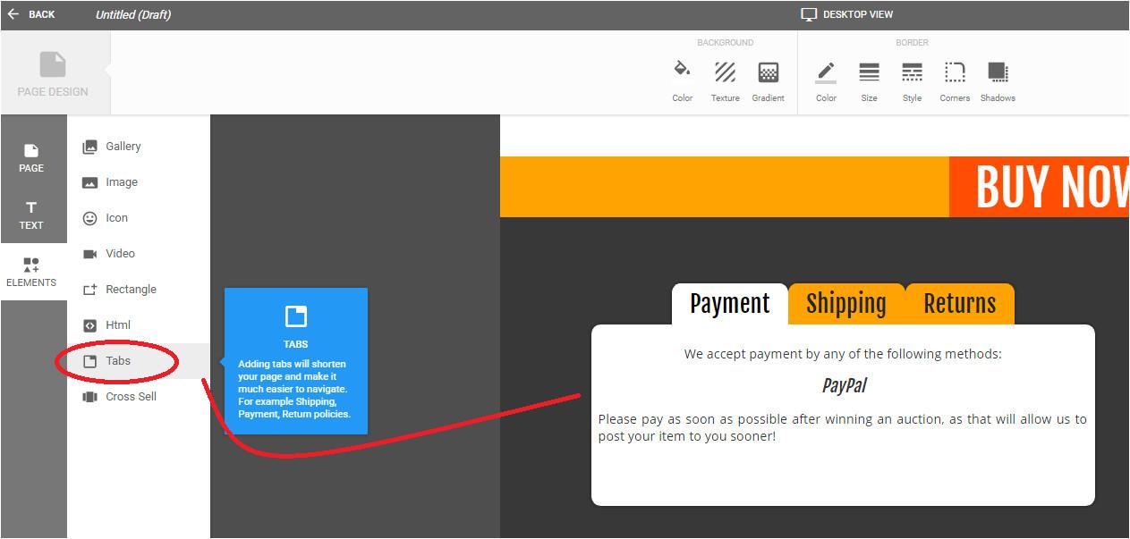 ebay description template 34000 day