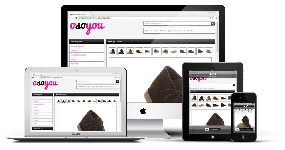 responsive ebay template builder minutes