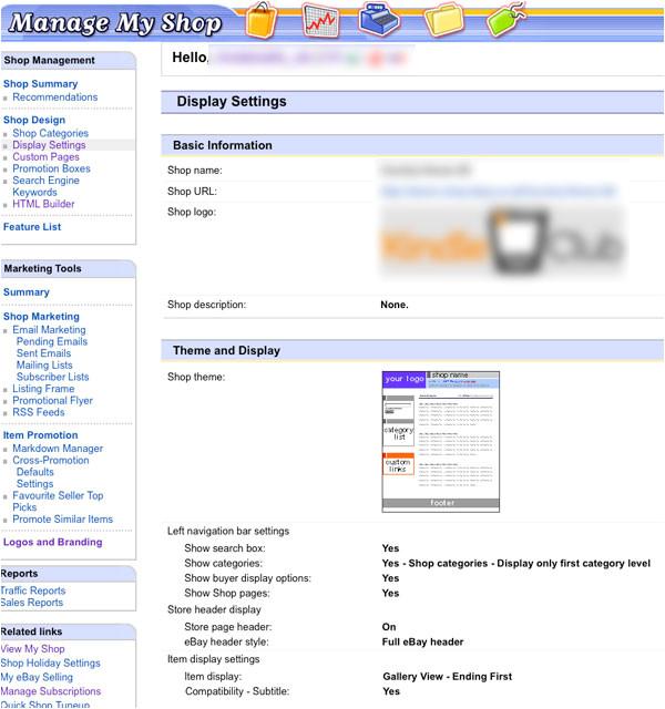 Ebay Store Template Tutorial New Ebay Store Template Tutorial Free Template Design
