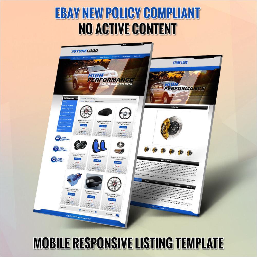 Ebay Storefront Template Unique Ebay Store Templates Listing Auction HTML