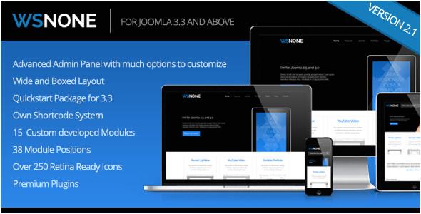 best modern joomla ecwid templates