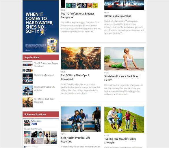editable blogger templates free