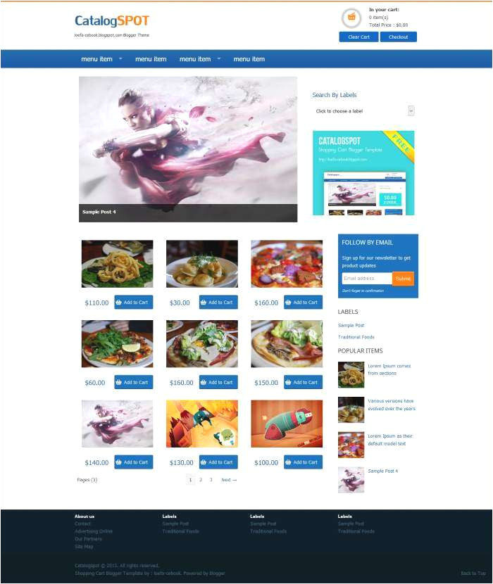editable blogger templates free 14 of blogger template shop 2qmp