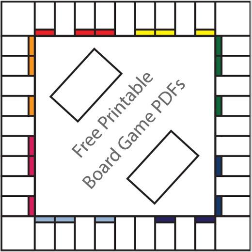 board game templates