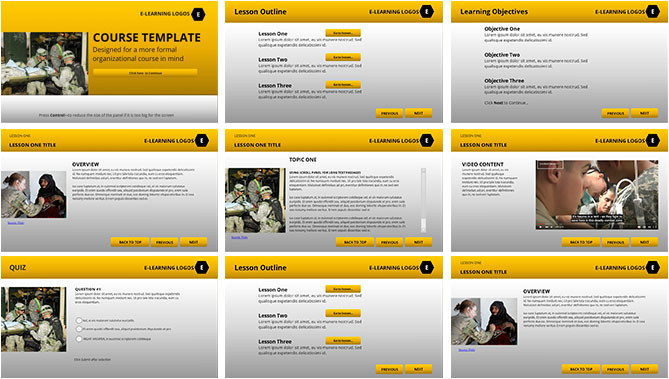 course starters elearning