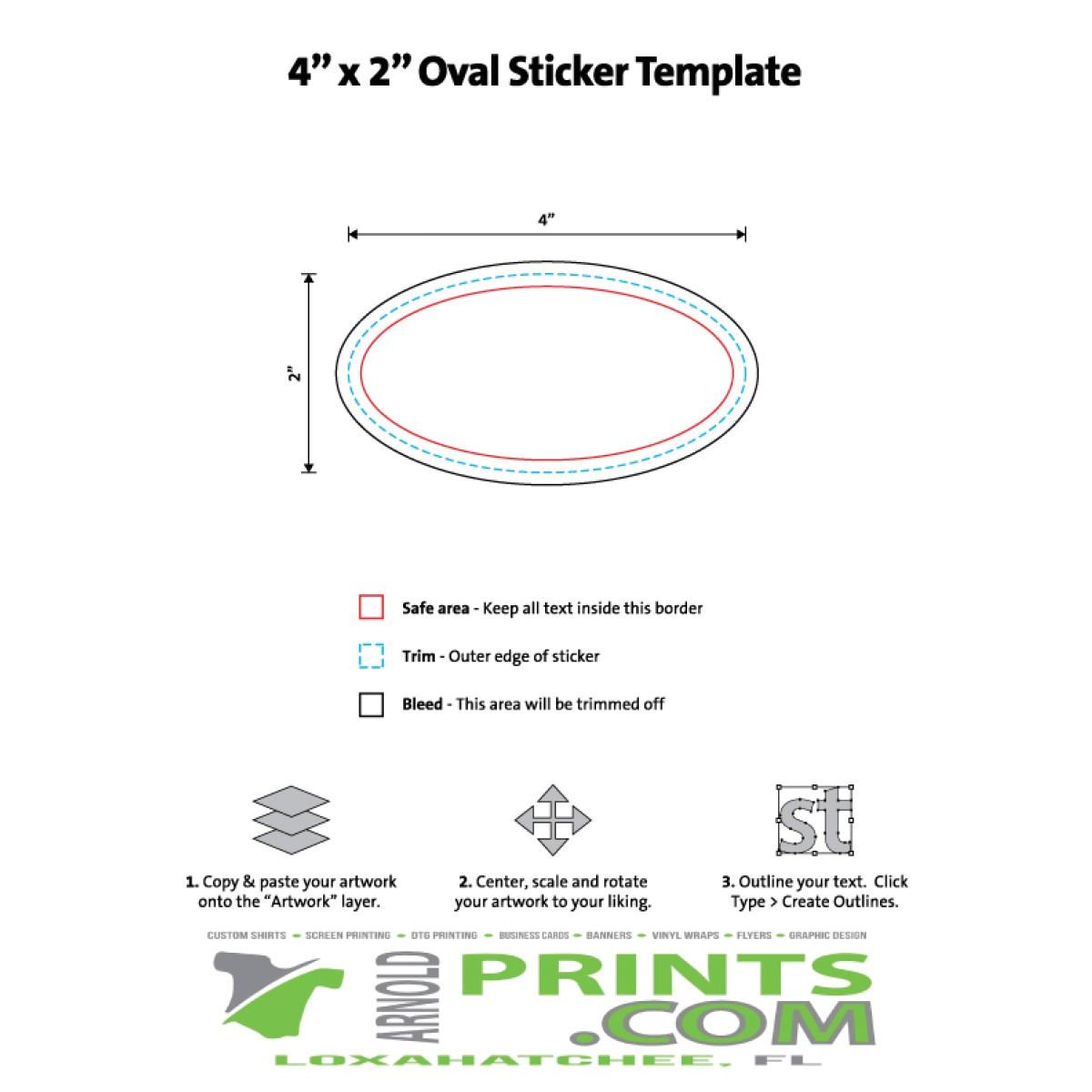 elit templates sticker