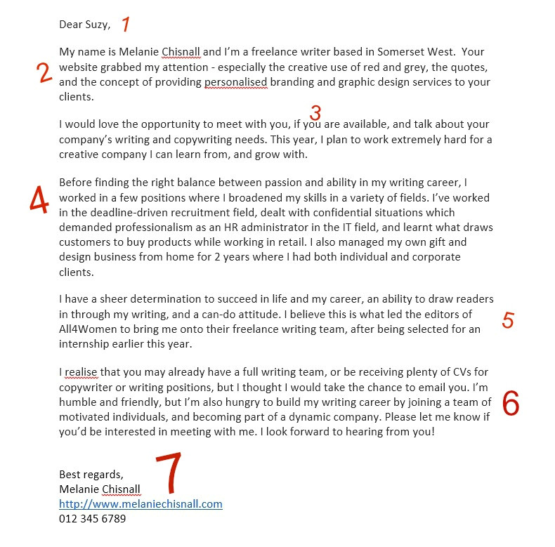 get noticed with a dynamite resume cover letter