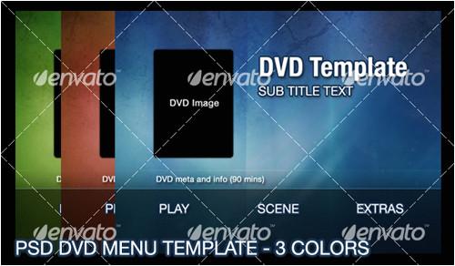 free download adobe encore dvd menu templates