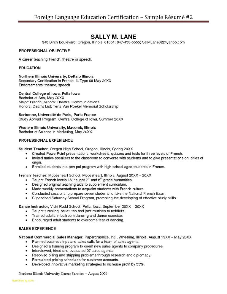 Enrolled Agent Resume Sample Free Enrolled Agent Resume Sample Free Template Design