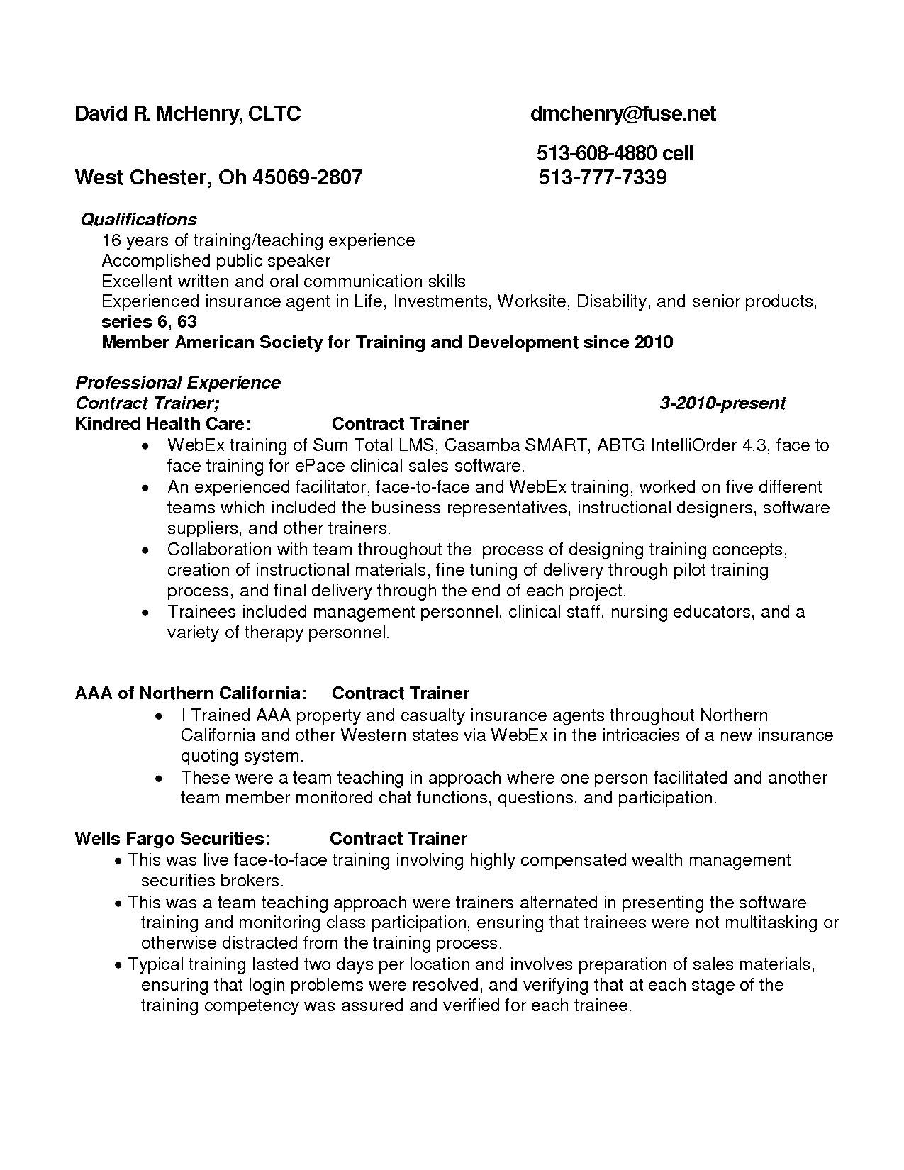 Enrolled Agent Resume Sample Insurance Agent Resume Examples Http Www Jobresume