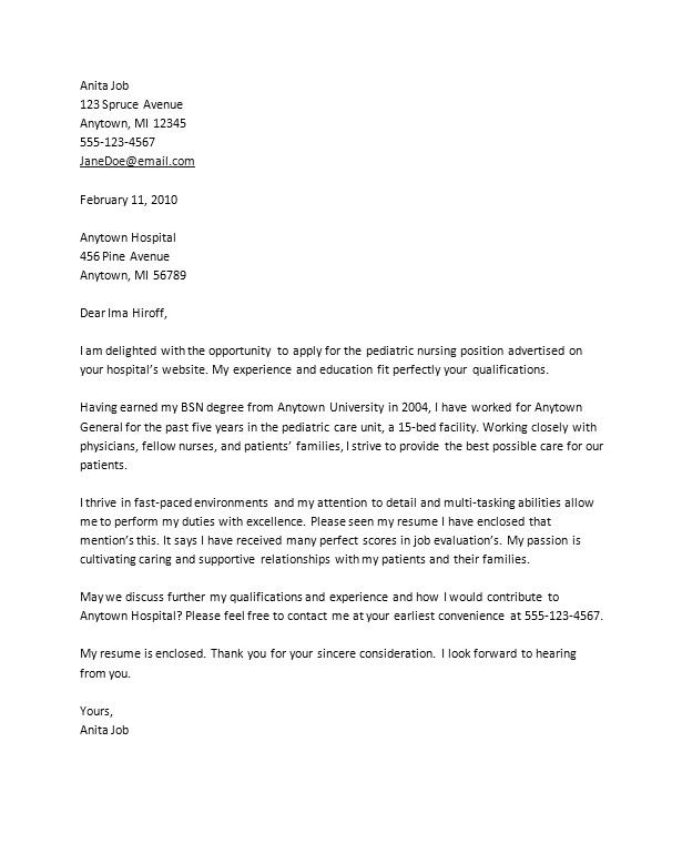 cover letter for returning to previous employer