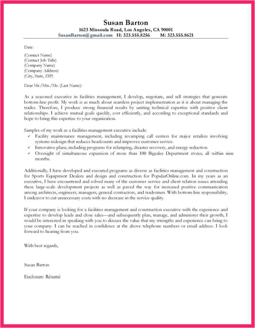 Examples Of Strong Cover Letters Great Cover Letter Examples Bio Letter format