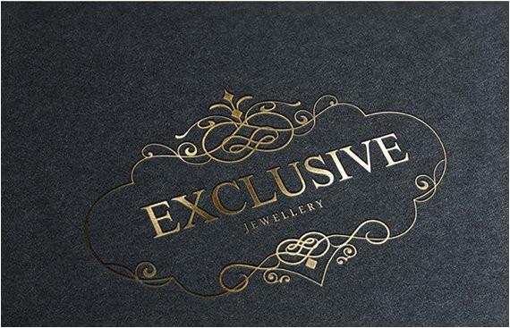 Exclusive Logo Design Templates Exclusive Premade Logo Design Elegant Custom Logo Template