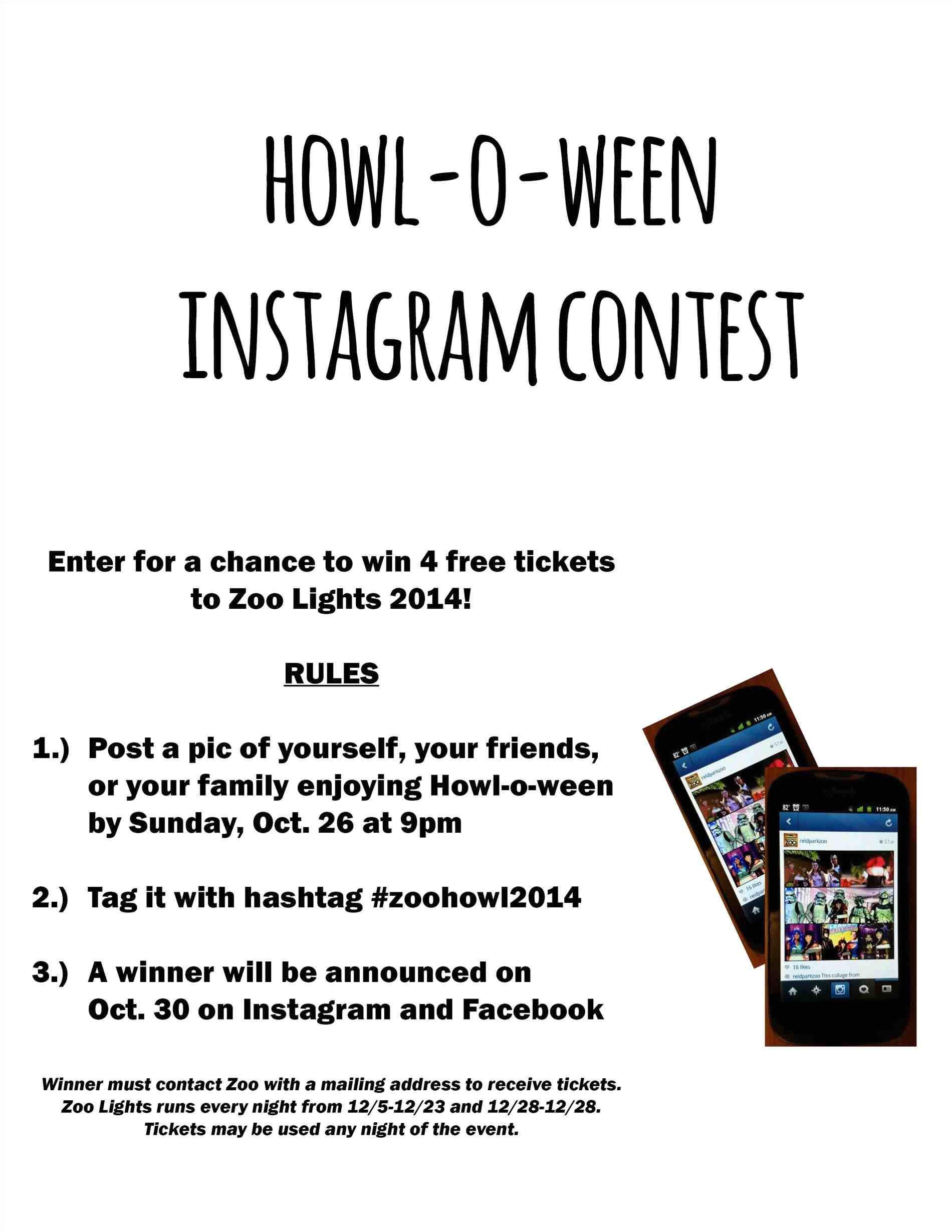 instagram giveaway rules template guidelinesinstagram