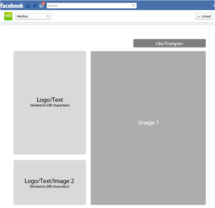 collectionfdwn facebook page template 2012