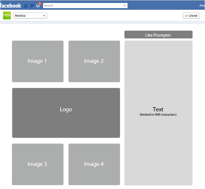 Facebook Welcome Page Templates the Gallery for Gt Facebook Page Template 2012