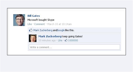 create fake facebook post twitter tweets