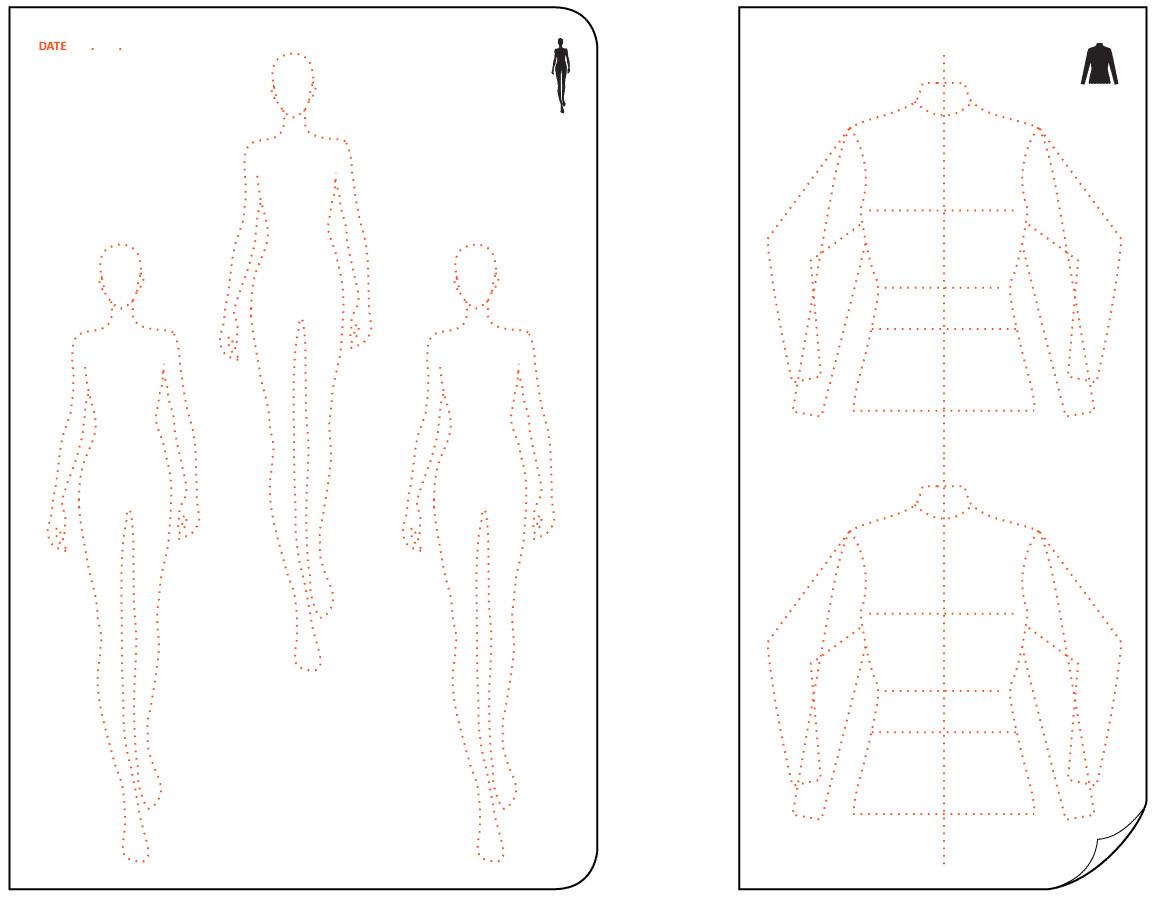 Fashion Designing Templates Free Download Download Templates From Fashionary