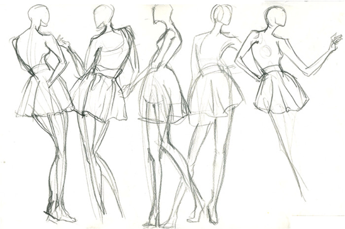 fashion templates