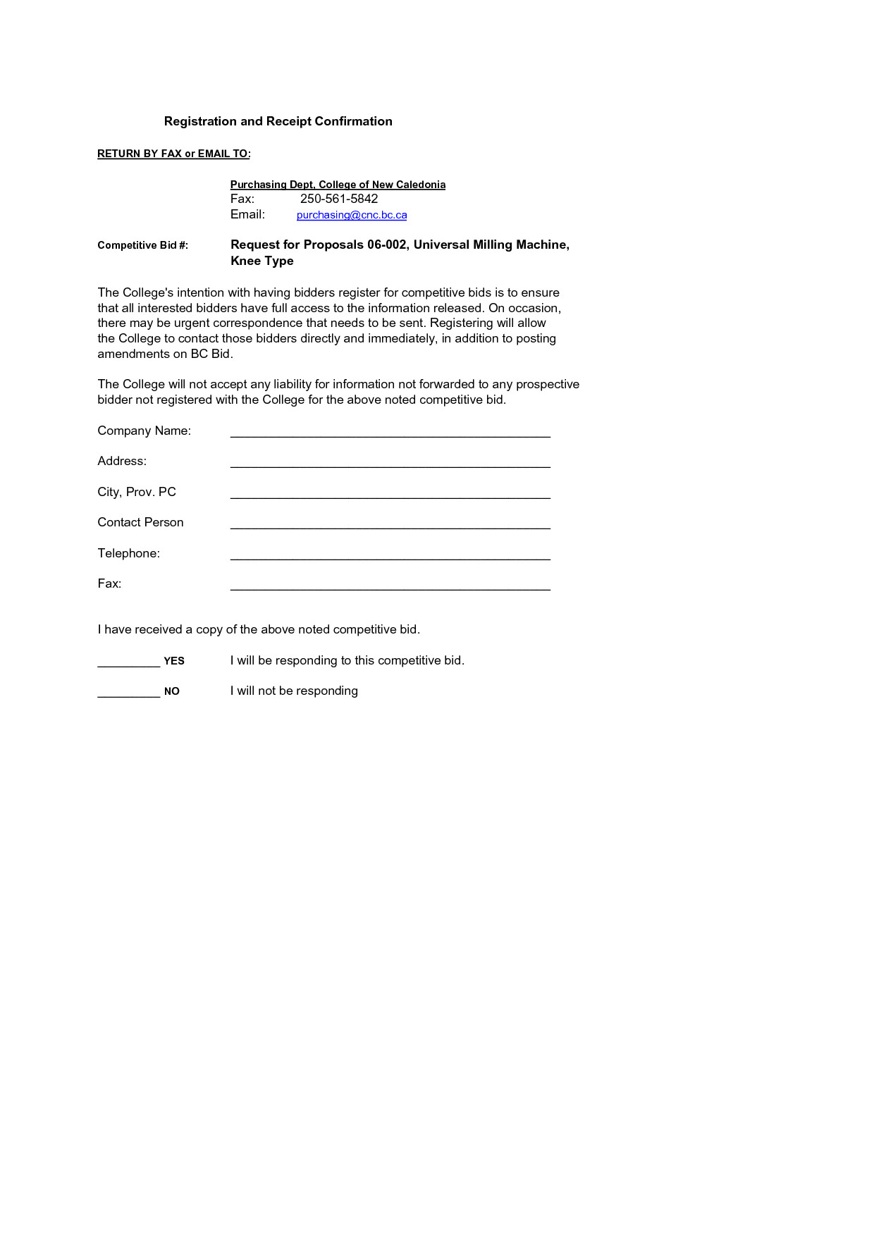 post confirmation of receipt template 131734