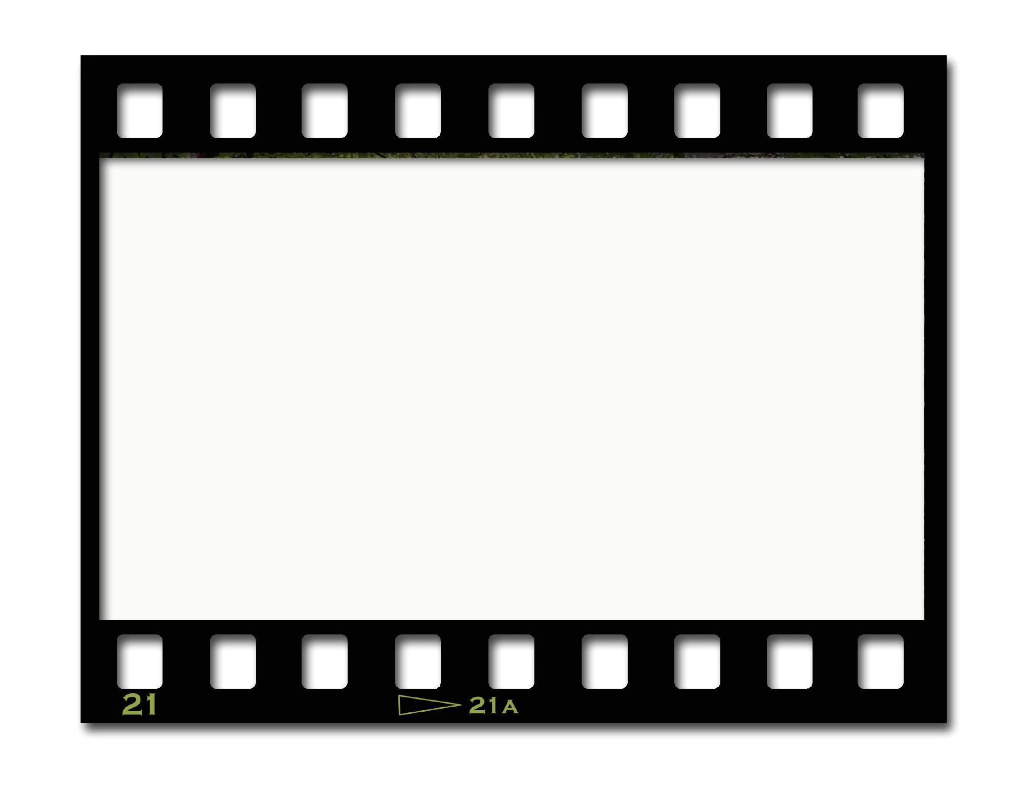 Film Strip Picture Template Film Strip Template for Free Clipart Best