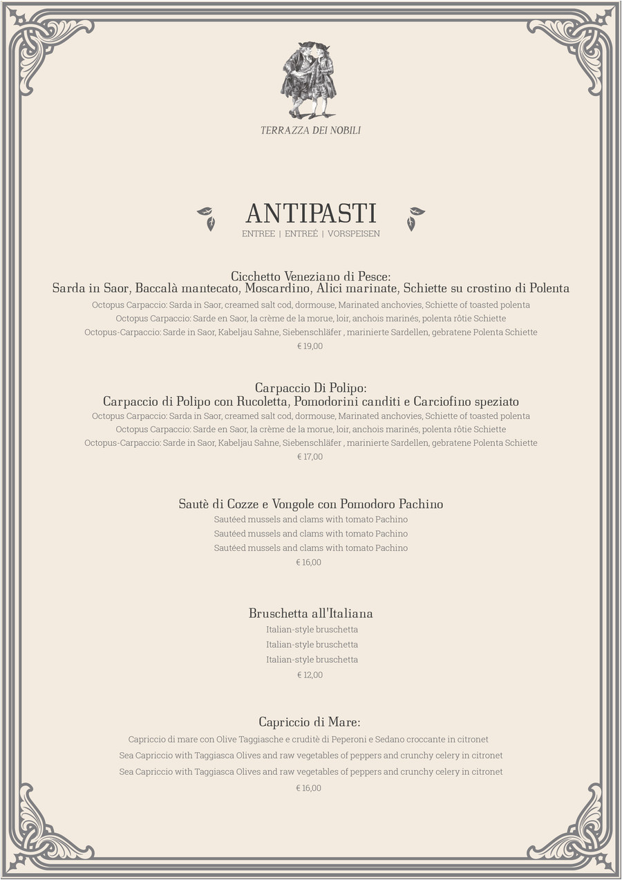 restaurant fine dining menu template design 367394