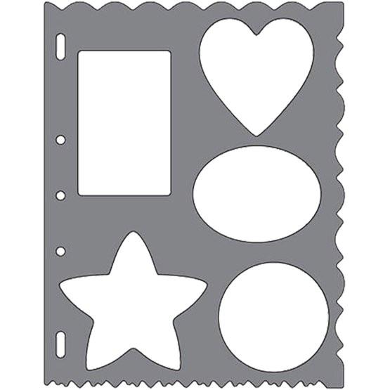 shape template shapes 1000435