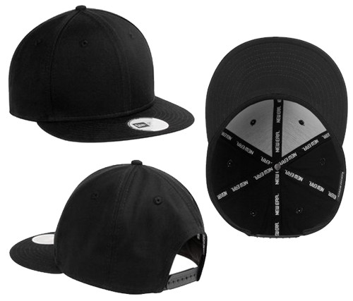 Fitted Hat Template Blank New Era 9fifty Snapback order Snapbacks Online