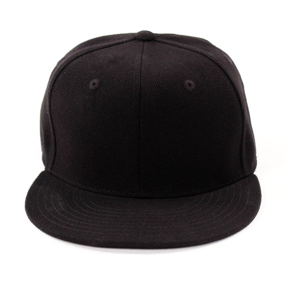 Fitted Hat Template New Fitted Baseball Hat Cap Plain Basic Blank Color Flat