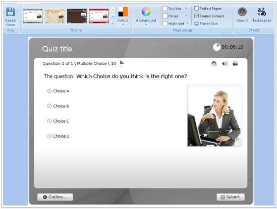 how to create simple flash based quizzes and surveys in minutes