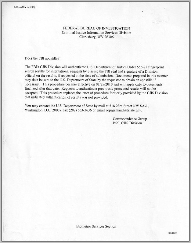 Florida Apostille Cover Letter Sample Apostille Cover Letter Us Department Of State Cover