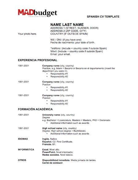 fluent in spanish resume sample fluent in spanish resume sample resume ideas 2
