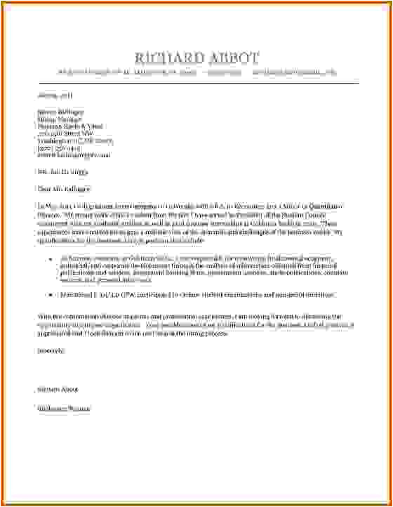 cover letter and resume font match