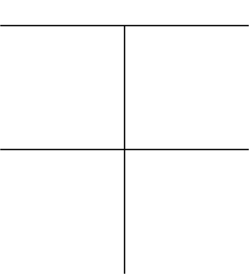 Four Panel Comic Strip Template 4 Panel Comic Template by Justcallmesly On Deviantart