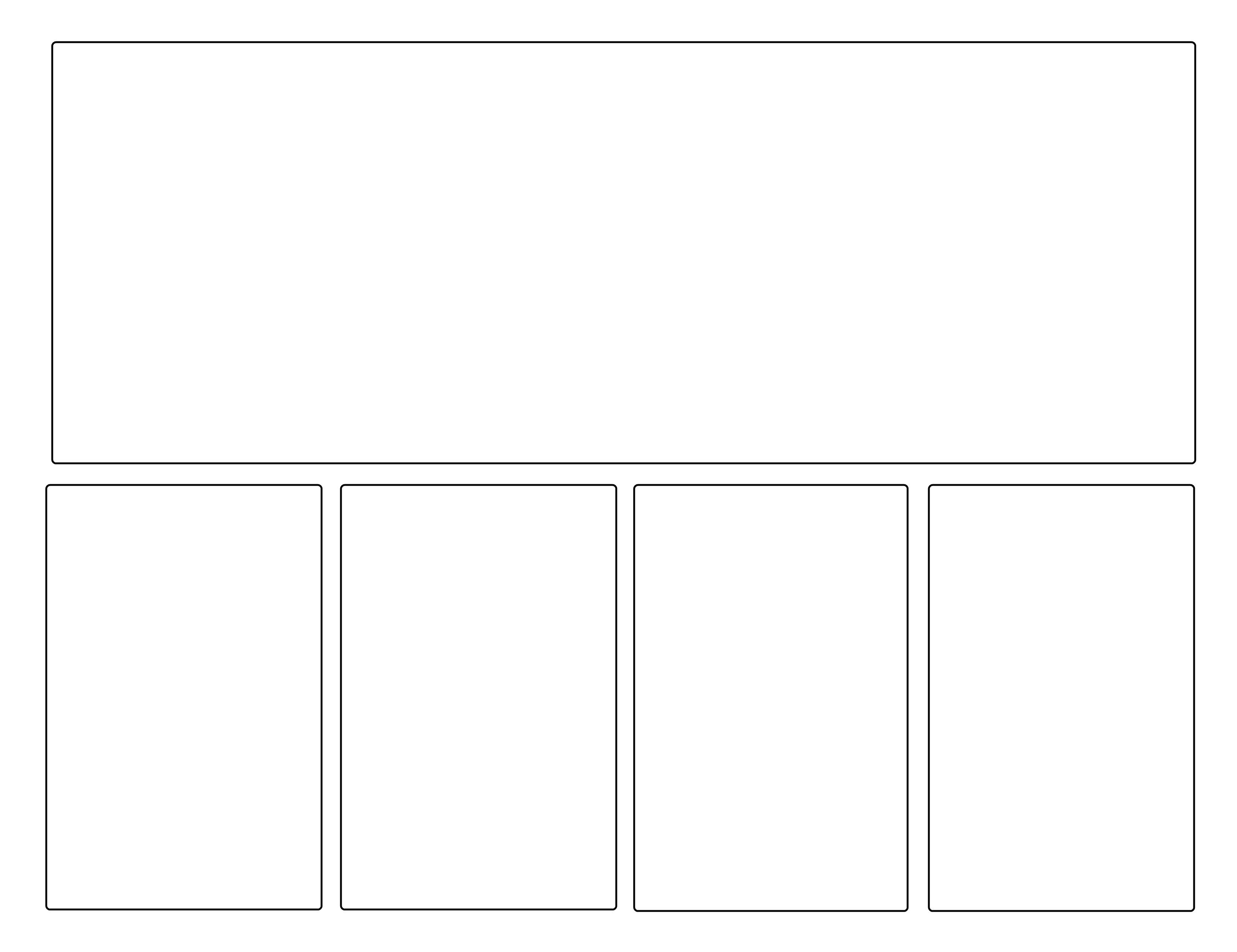 comic strip panel templates 266036160
