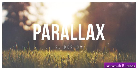 4149 parallax scrolling slideshow after effects project videohive