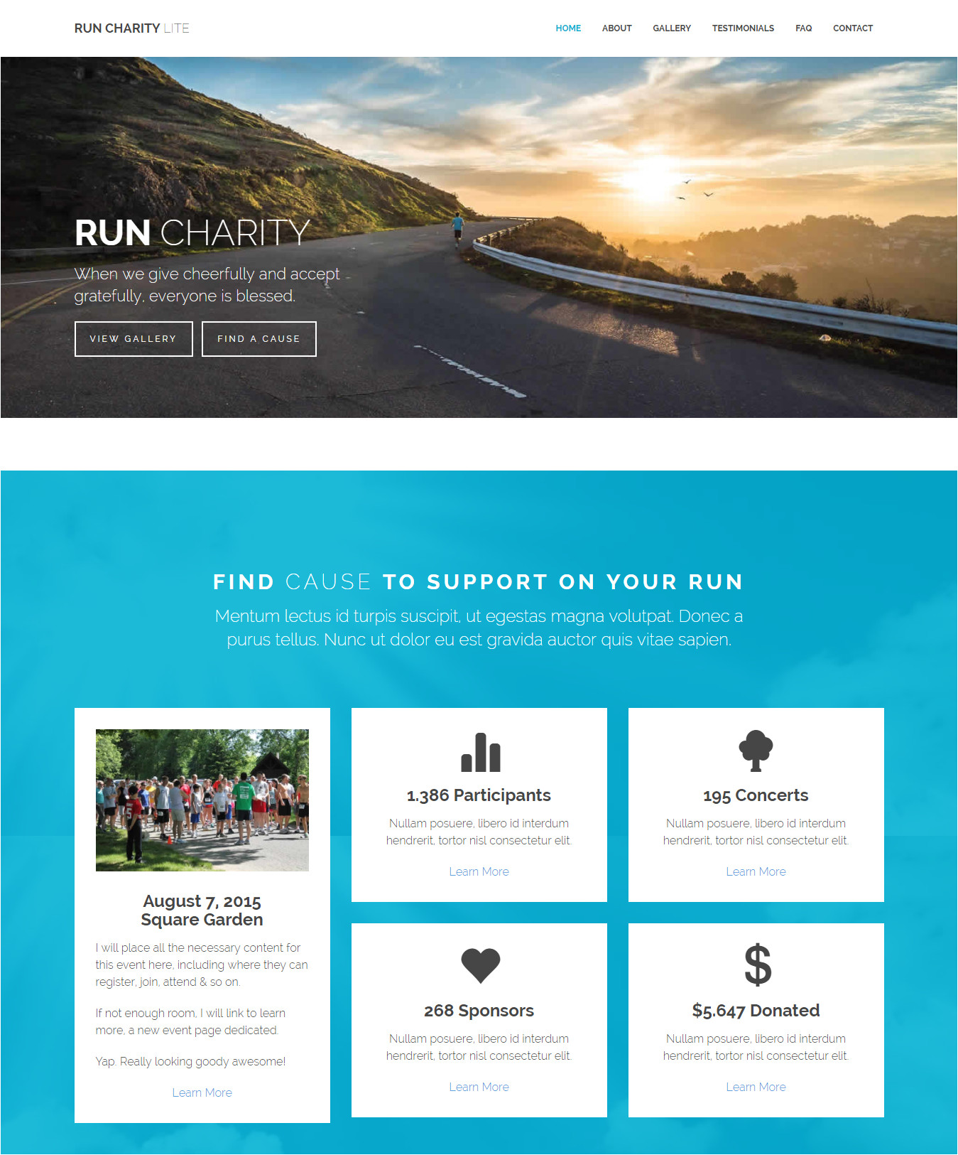 Free Auction HTML Templates 16 Premium and Free Charity Website Templates for Awesome