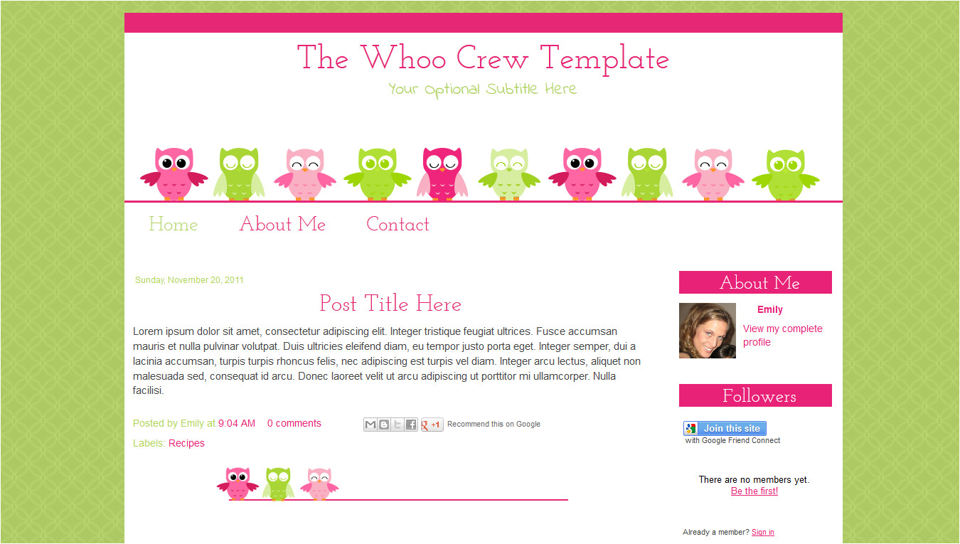 download free software free blogger templates for teachers